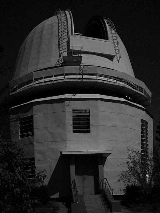 Башня АЗТ-11 в лунном свете