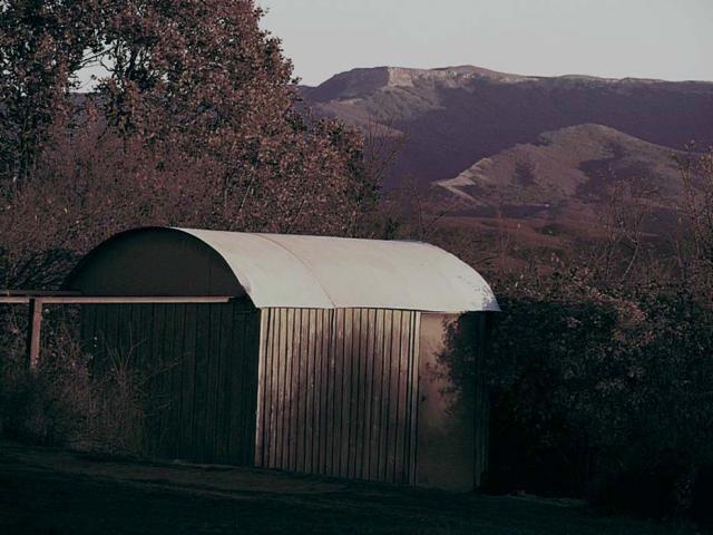 Телескоп в горах