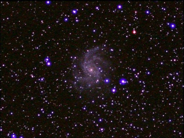 Галктика NGC6946