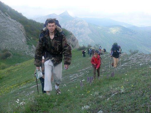 Поход по восточному Крыму