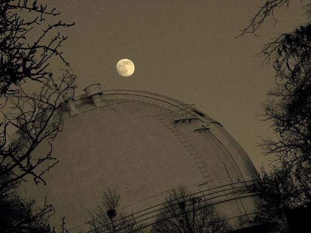 ЗТШ и Луна