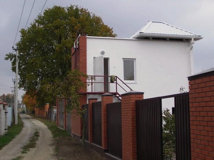 Вид с улицы