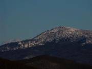 Гора Черная, вид из обсерватории