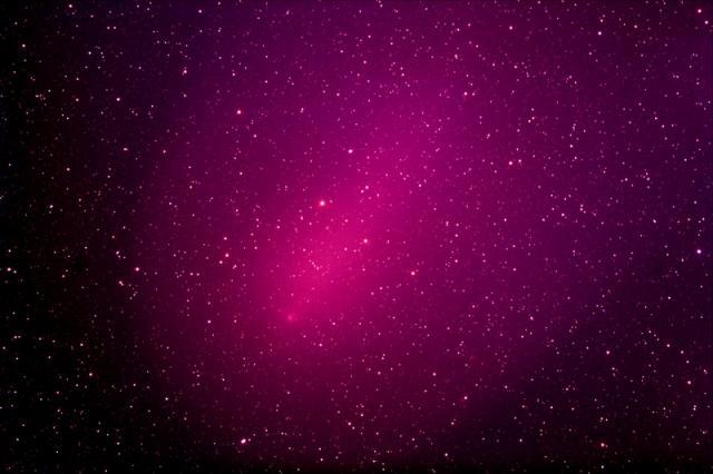 Комета 17p, Холмса