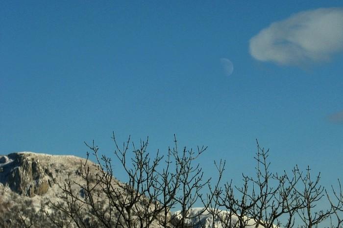 Горная Луна