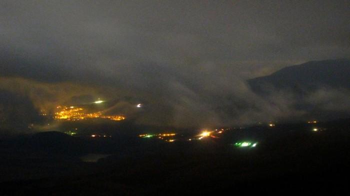 Ночная Алушта
