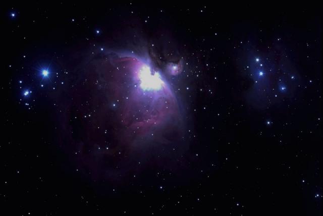 Большая туманность Ориона