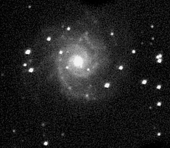 Галактика М74