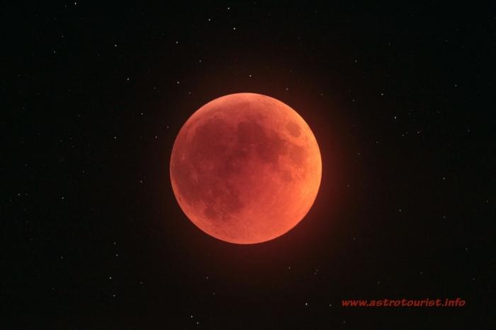 Лунное затмение 15го июня 2011го года