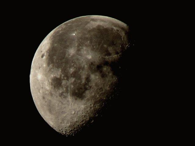 Луна 11авг 2009г