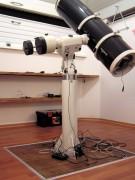 Телескоп на колонне
