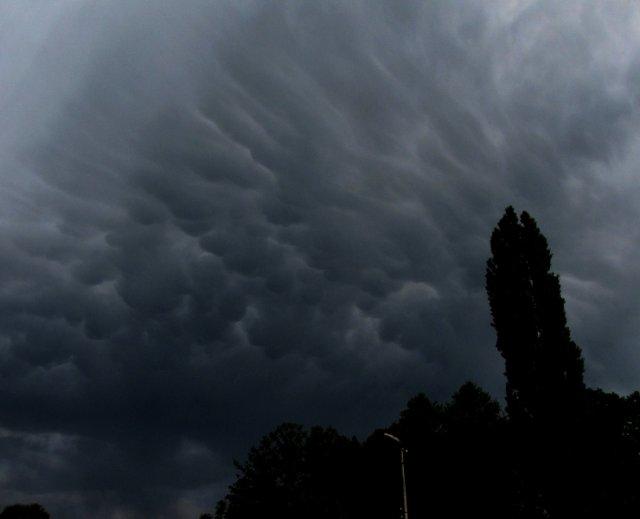Облака над Верхоречьем