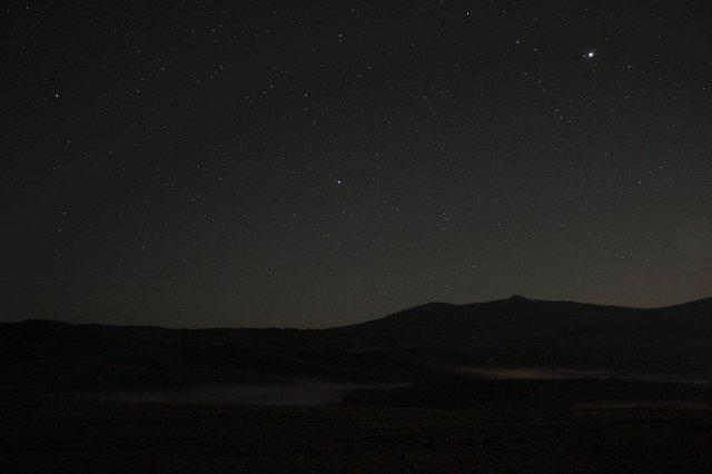 Звезды и туман