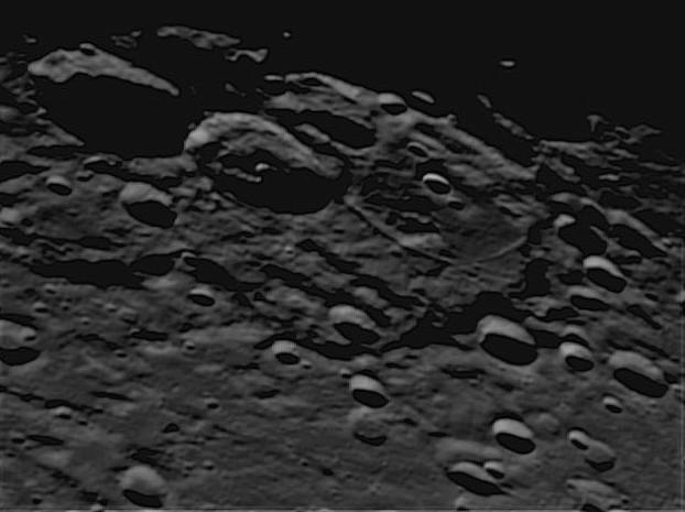 Лунные кратеры