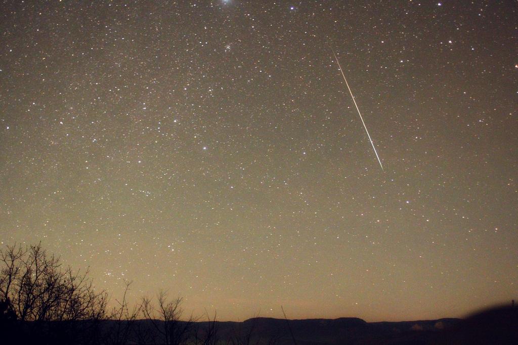 метеорный поток Геминиды