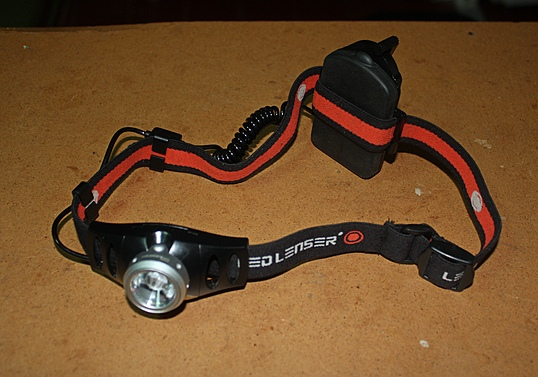 LED LENSER HR7